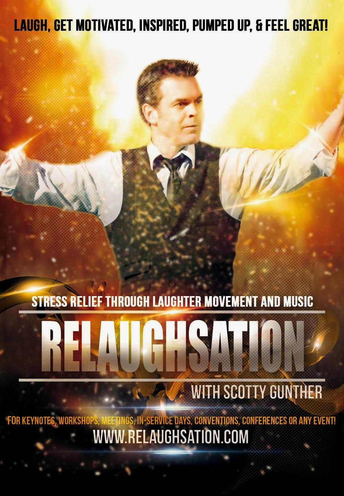 Relaughsation