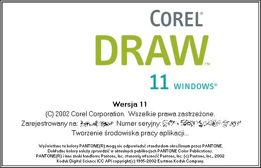 CorelDraw 11.0