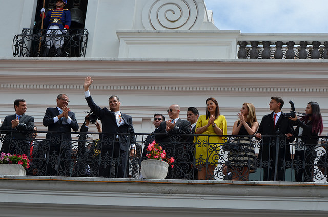 Ruddy rodriguez ruddy rodr guez madrina de la paz del for Ministerio del interior ecuador