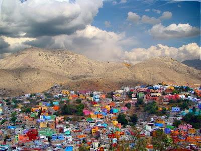 Najživopisniji gradovi - Uzbudljiva eksplozija boja Guanahuato