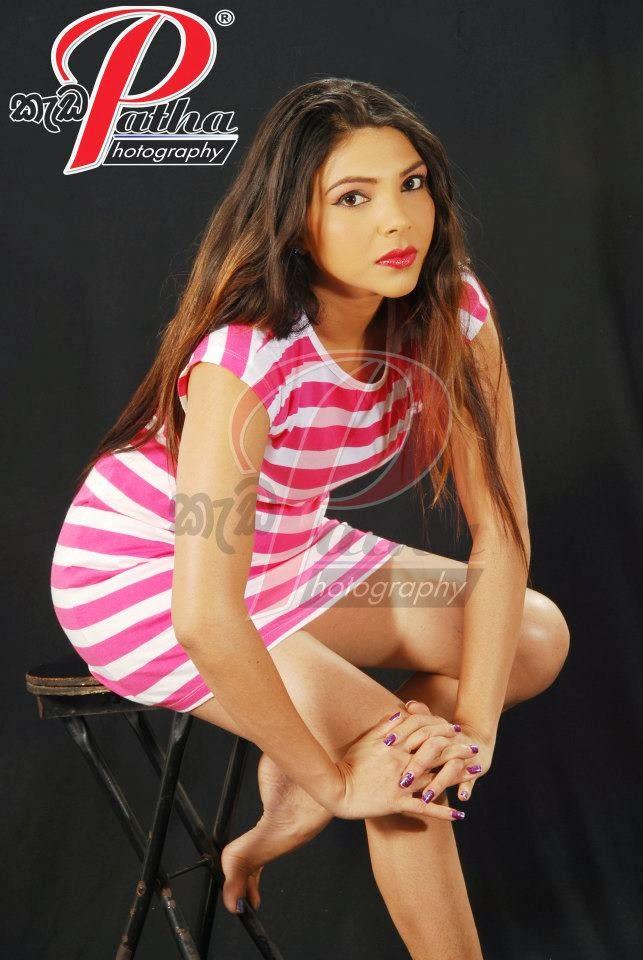 Sri Lankan Best Models: Shashi Anjelina