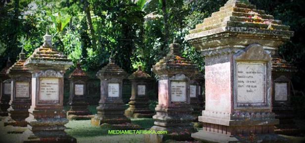 Mitos Mengerikan Tanah Kuburan bagi Orang Bali