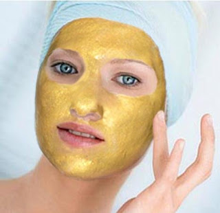24K Mask Gold Powder