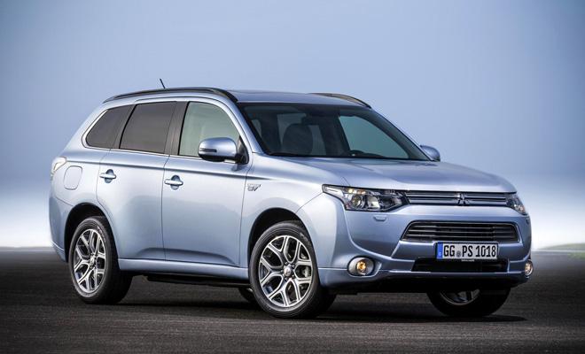 2014 Mitsubishi Outlander PHEV