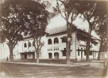 Kantor Pos Pusat Yogyakarta CA 1910