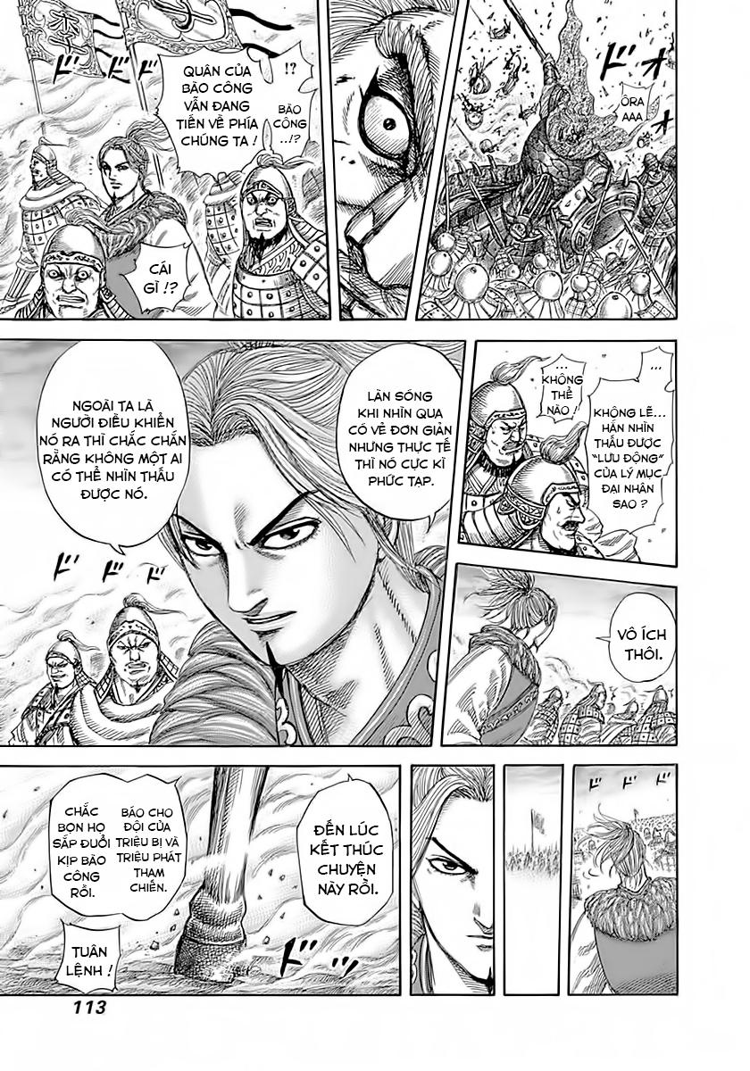 Kingdom - Vương Giả Thiên Hạ Chapter 322 page 16 - IZTruyenTranh.com