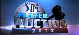 IPL Player Auction 2012
