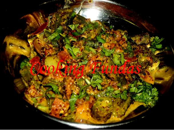 Cooking fundas bhendi besara ingredients thecheapjerseys Image collections
