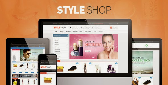 Download Pav StyleShop – Responsive Opencart Theme Template free