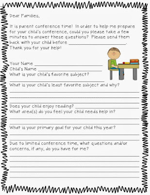 questions to ask at parent teacher conference preschool the second grade superkids parent conference 898