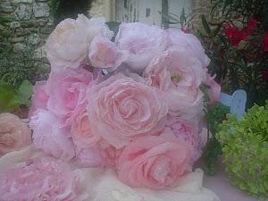Workshop Rozen van papier en rozenkransen van papier