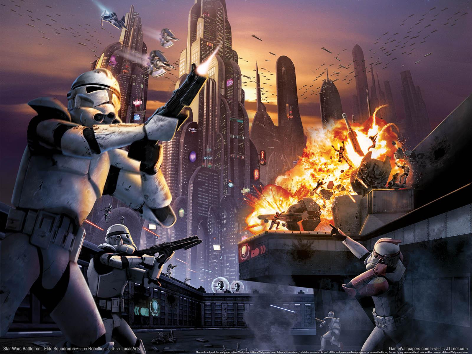 Fantástico esse wallpaper do star wars
