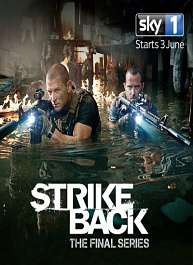 Strike Back Temporada 5 Online