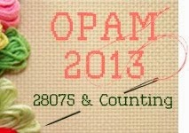 I joined OPAM 2013