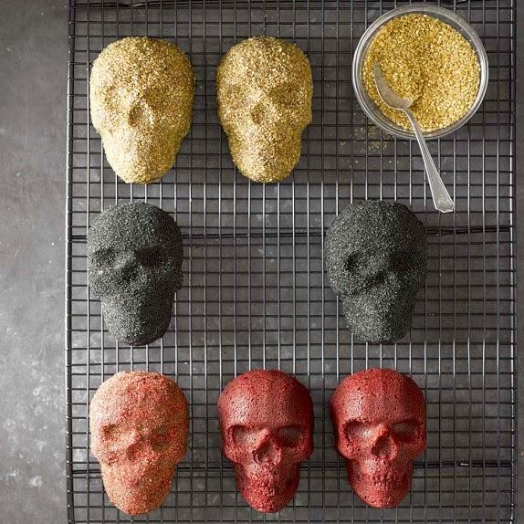Nordic Ware Skull Cake Pan Recipe