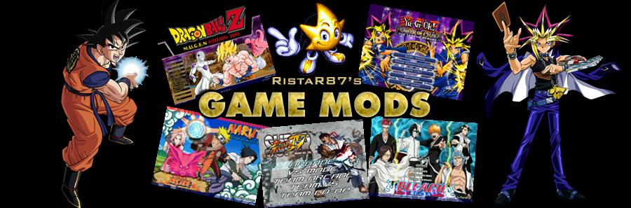 RistaR87's Mods