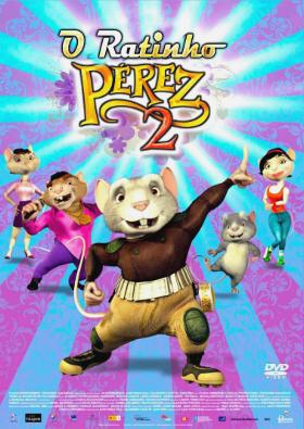 O Ratinho Pérez 2 DVDRip XviD & RMVB Dublado