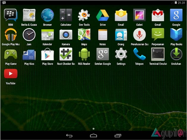 Easy Ways To Install Android 4.4 KitKat on PC or Laptop