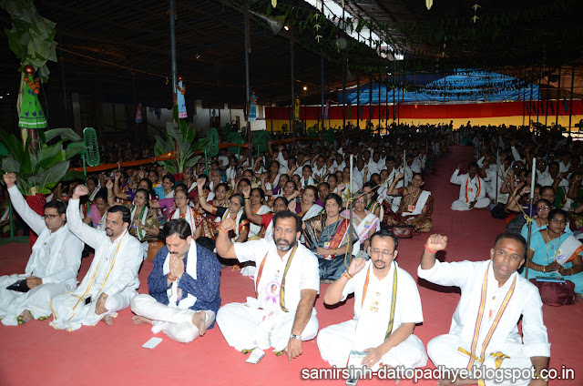 Shri Aniruddha Chalisa Pathan