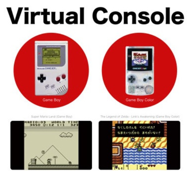 Nintendo 3DS Virtual Console Games