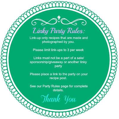 linky party rules