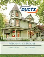 Residential Duct Cleaning Service