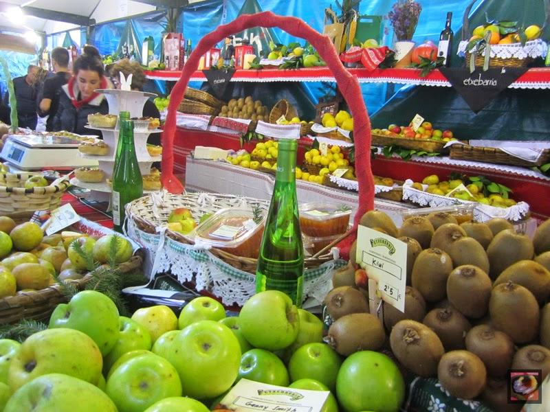 Mercado de Santo Tomás en Bilbao 2014