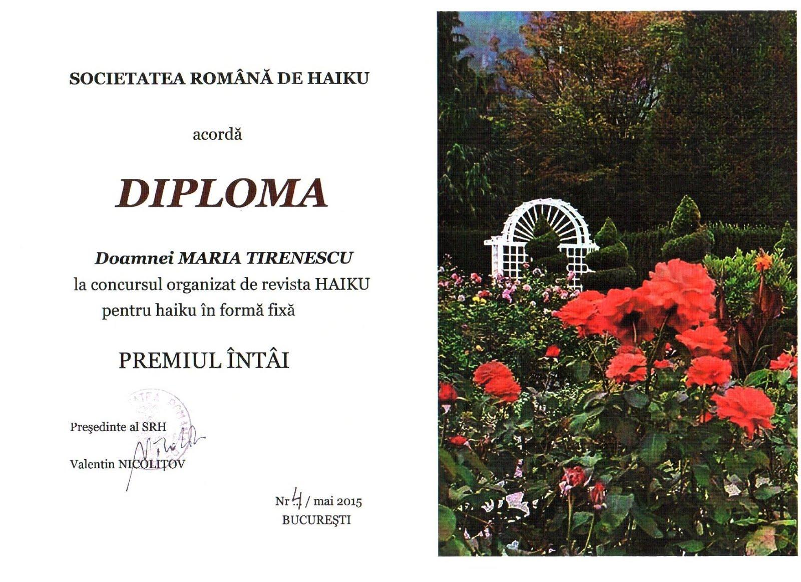 Diploma 2015