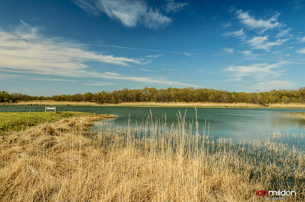Dripping Springs Lake, Oklahoma