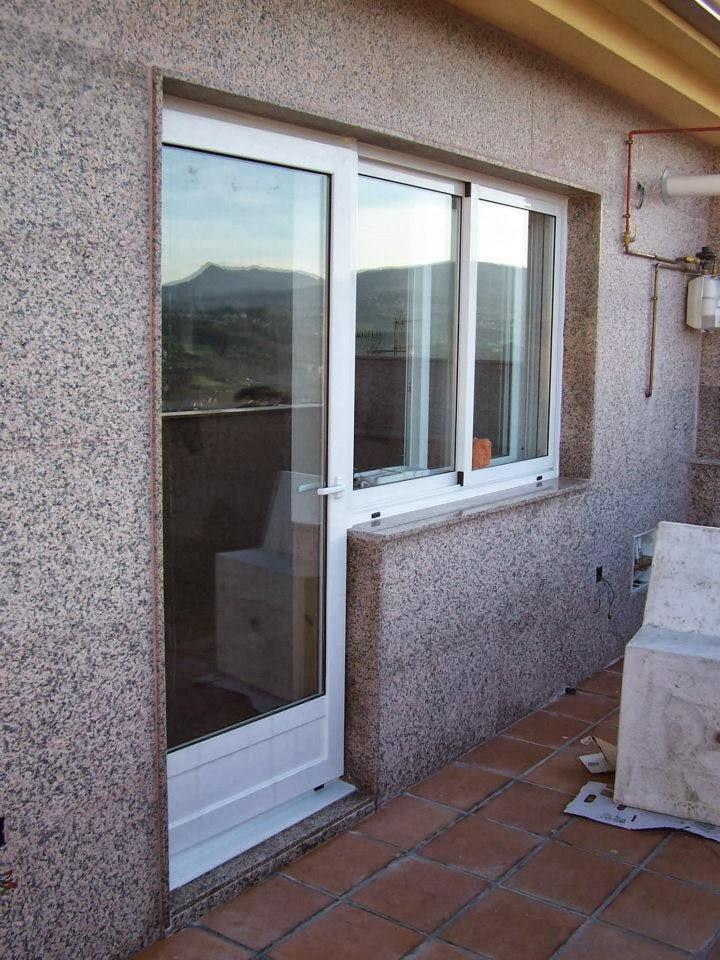 Carpinter a de aluminio silva puertas balconeras for Carpinteria aluminio