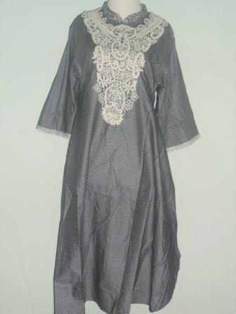 Model Baju Tunik Muslim Foto Gambar Baju Muslim