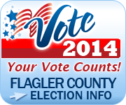 Vote 2014 Flagler County Election Info