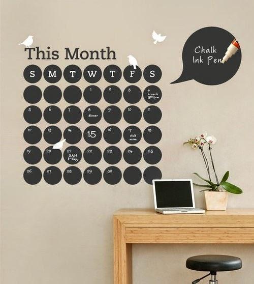 Quiero una casa pinterest calendario semanal deco quiero - Quiero una casa ...