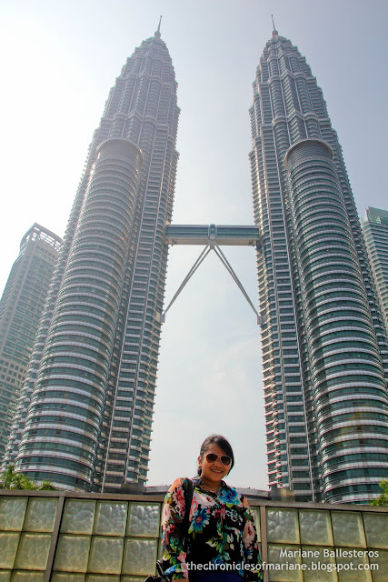 Petronas Twin Towers architecture
