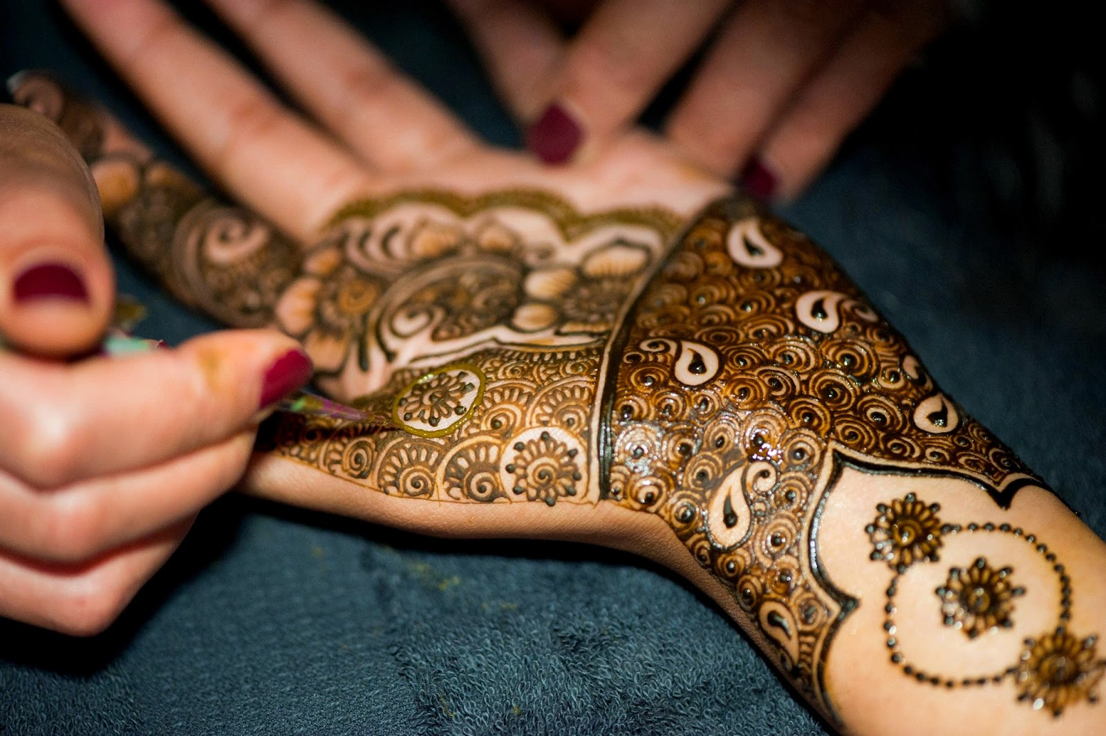 Mehndi Designs Please : Mehndi bridal designs mehandi mehendi
