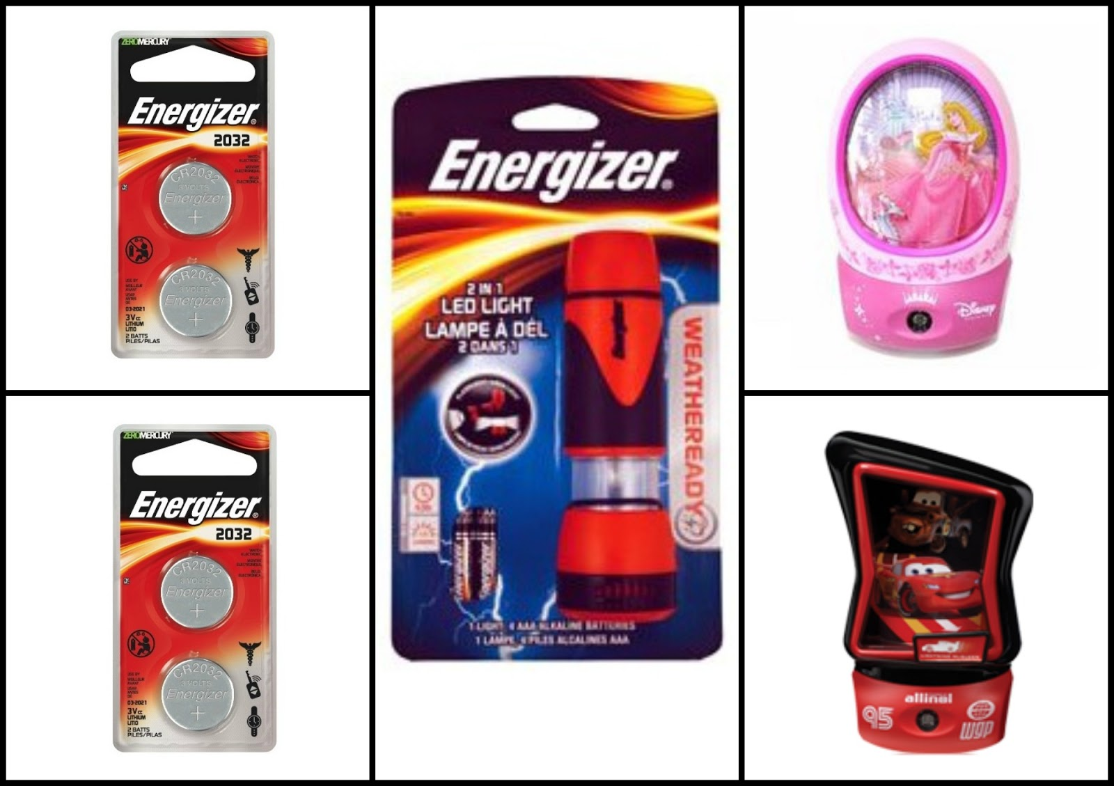 Energizer giveaway