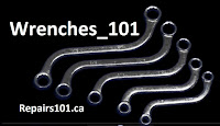 curved s-handle wrenches