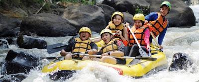 Rafting Arung Jeram