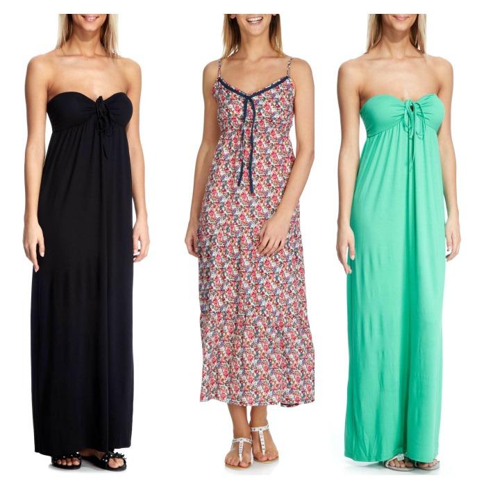 vestidos largos kiabi