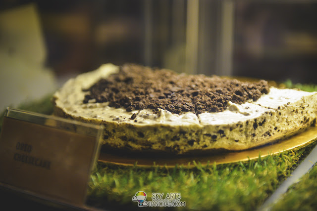 Orea Cheesecake @ Chapter Two Coffee & Dessert