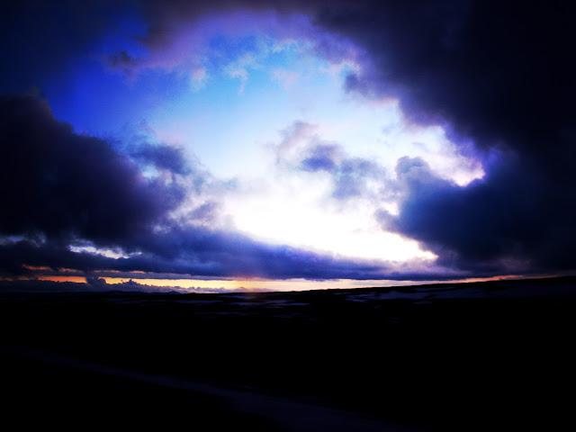 Morocco Sky by Marta Viader.