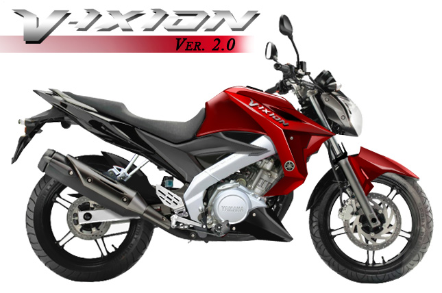 Untuk Harga Yamaha Vixion 2013 diperkirakan sekitar : Rp. 22,000,000