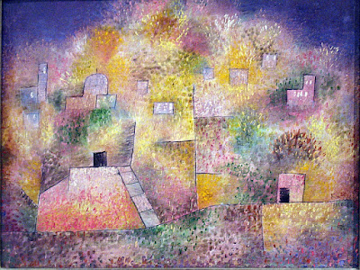 Painting by Paul Klee