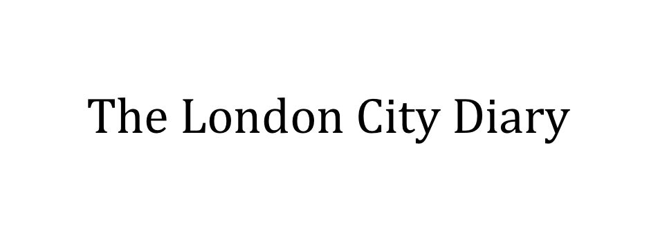 The London City Diary
