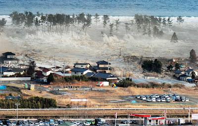 Tanda-Tanda Gempa Jepang