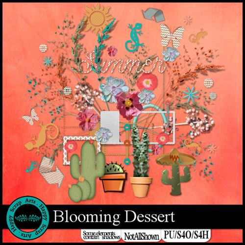 Aug. 15 - HSA Blooming Dessert