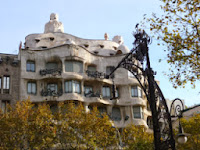 Paseo de Gracia Barcelona - La Pedrera