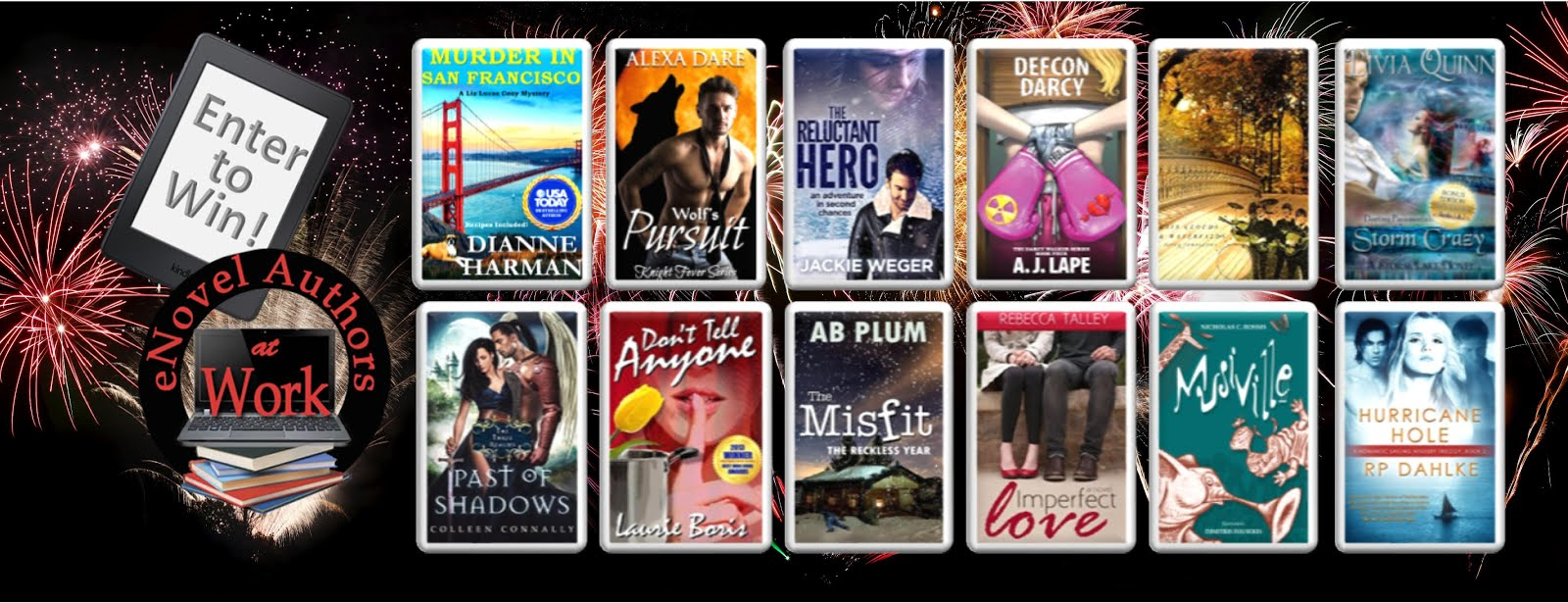 Kindle PaperWhite Giveaway and Much, Much More