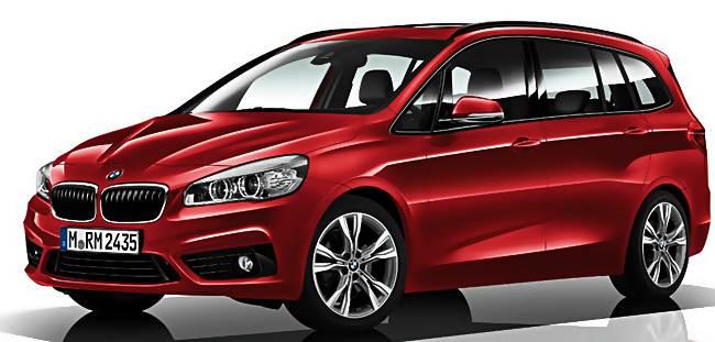 2016 BMW 2 Series Gran Tourer Steptronic Transmission