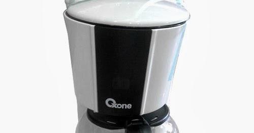 Prabot Rumah: OX-121 Eco Coffee & Tea Maker Oxone - Putih